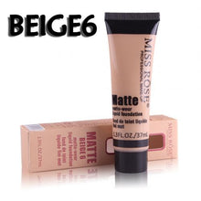 Load image into Gallery viewer, Miss Rose Matte Wear Liquid Foundation BEIGE6