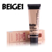 Load image into Gallery viewer, Miss Rose Matte Wear Liquid Foundation BEIGE1