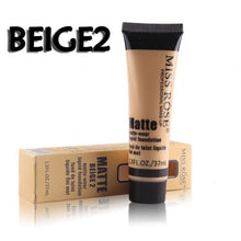 Load image into Gallery viewer, Miss Rose Matte Wear Liquid Foundation BEIGE2