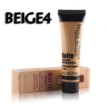 Load image into Gallery viewer, Miss Rose Matte Wear Liquid Foundation BEIGE4