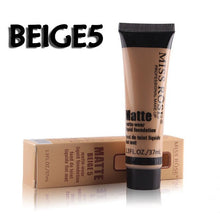 Load image into Gallery viewer, Miss Rose Matte Wear Liquid Foundation BEIGE5