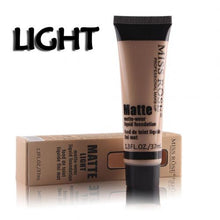 Load image into Gallery viewer, Miss Rose Matte Wear Liquid Foundation LIGHT