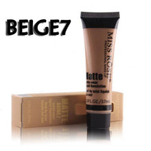 Load image into Gallery viewer, Miss Rose Matte Wear Liquid Foundation BEIGE7