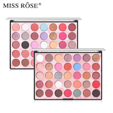 Load image into Gallery viewer, Miss Rose New 35 Colour Fashion Eye shadow Palette