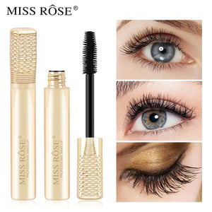 Miss Rose 4D Silk Black Mascara  Water Proof