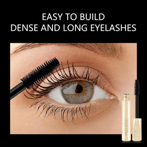 Miss Rose 4D Silk Black Mascara & Long Eyelashes