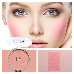 1 color Miss Rose Professional Fashion Blush