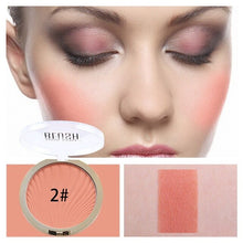Load image into Gallery viewer, 2 color Miss Rose Makeup Fashion Blush