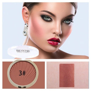 3 Color Miss Rose Professional Fashion Blush