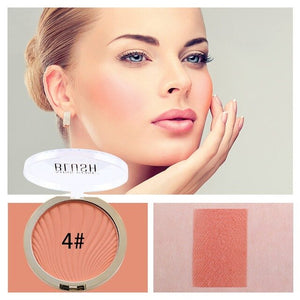 4 Color Miss Rose Professional Fashion Blush
