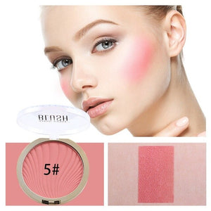 5 Color Miss Rose Professional Fashion Blush