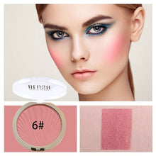 Load image into Gallery viewer, 6 color Miss Rose Professional Fashion Blush
