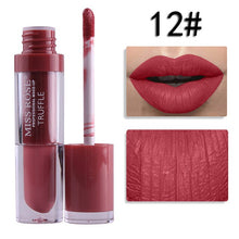 Load image into Gallery viewer, Shining Miss Rose Nude Matte Lipgloss