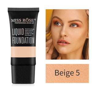 Miss Rose New Liquid Foundation