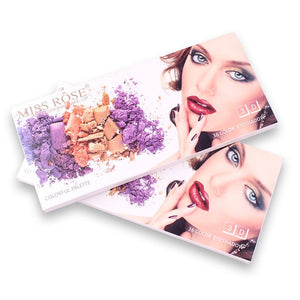 Miss Rose 36 Color Fashion 3D Eyeshadow Palette