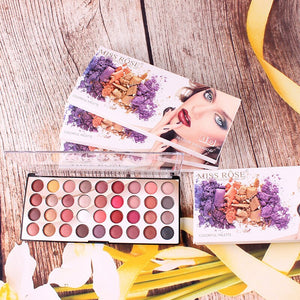 Miss Rose  Fashion 3D Eyeshadow Palette