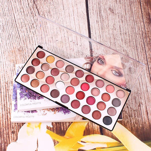 Miss Rose 36 Color Fashion Eyeshadow Palette