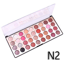 Load image into Gallery viewer, Miss Rose N2 Color Fashion 3D Eyeshadow Palette