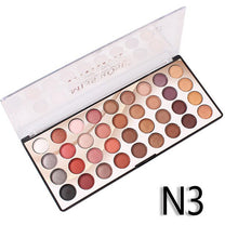 Load image into Gallery viewer, Miss Rose N3 Color Fashion 3D Eyeshadow Palette