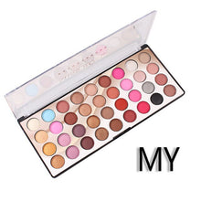 Load image into Gallery viewer, Miss Rose MY Color Fashion 3D Eyeshadow Palette