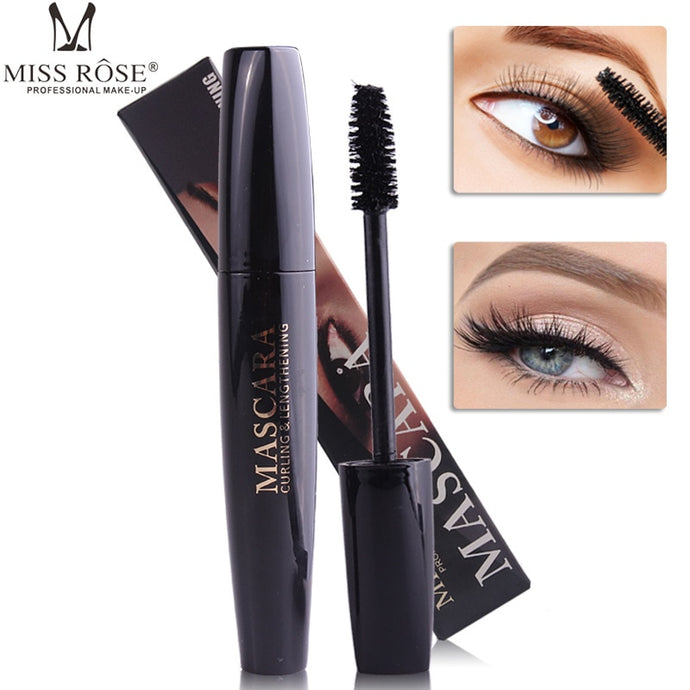 Miss Rose Curling and Lengthening Mascara