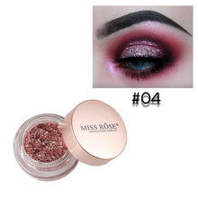 Load image into Gallery viewer, Miss Rose Diamond Glitter Eyeshadow