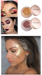 Miss Rose Diamond Glitter Eyeshadow