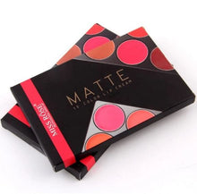 Load image into Gallery viewer, Miss Rose Matte Lip Cream Pallete