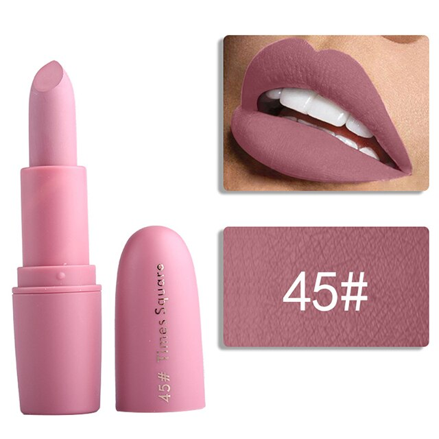 Miss Rose Matte Nude Lipsticks