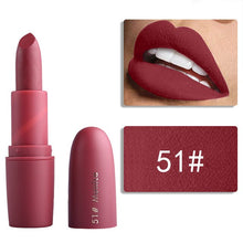 Load image into Gallery viewer, Miss Rose Matte Nude Lipsticks