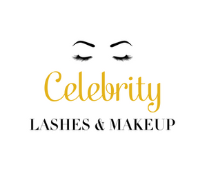 Celebrity Lashes and Makeup