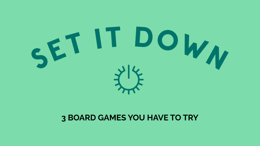 Are You A Gamer? Set Aside The Screens And Give These Lesser-Known Board Games A Try!