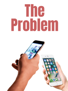 The Problem- Mindless Scrolling of Our Screens