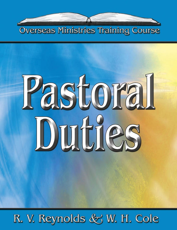 Pastoral Duties Overseas Ministries Teaching Course (eBook)