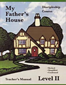 My Father's House - Level 2 - Teacher's Manual