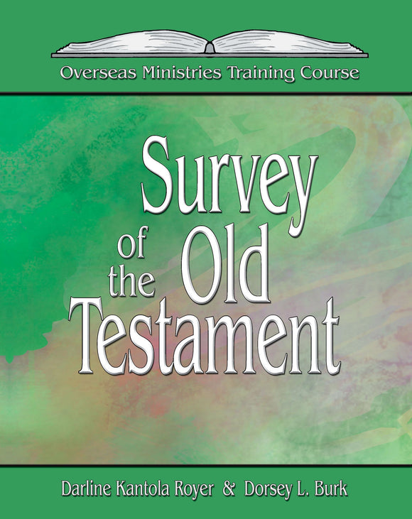 Survey of the Old Testament - Overseas Ministries (eBook)