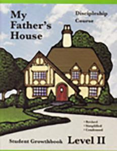 My Father's House - Level 2 - Student Growth Book