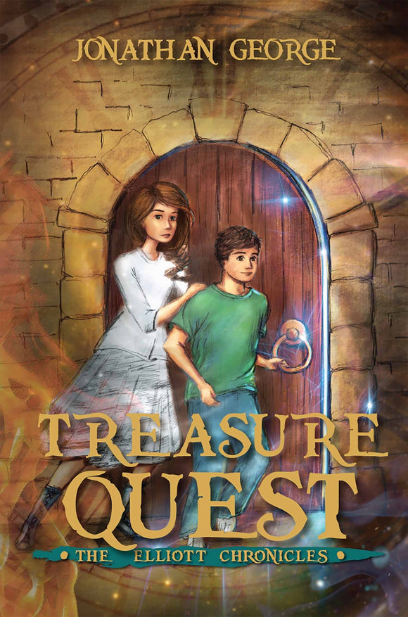 Treasure Quest The Elliott Chronicles (eBook)
