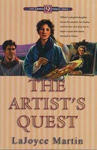 The Artist's Quest Harris Family Saga (Book 9)