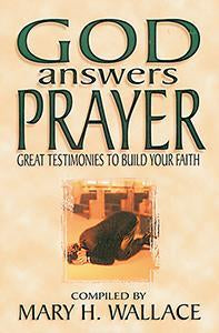 God Answers Prayer (eBook)
