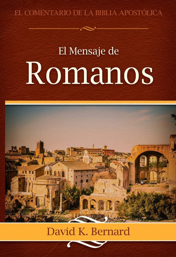The Message of Romans (Spanish)