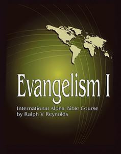 Evangelism 1 - Alpha Bible Course