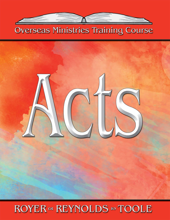 Acts - Overseas Ministries (eBook)