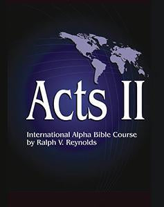 Acts 2 - Alpha Bible Course (eBook)