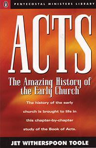 Acts: The Amazing History of the Early Church  (eBook)