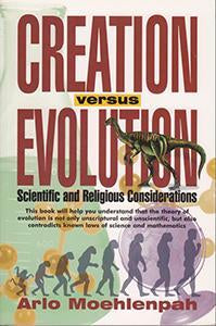 Creation Versus Evolution (eBook)