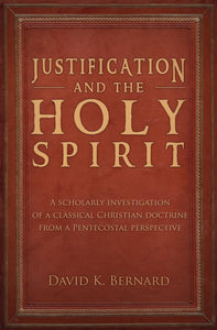 Justification & The Holy Spirit (eBook)