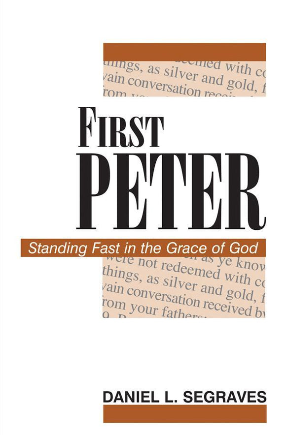 First Peter Commentary (eBook)