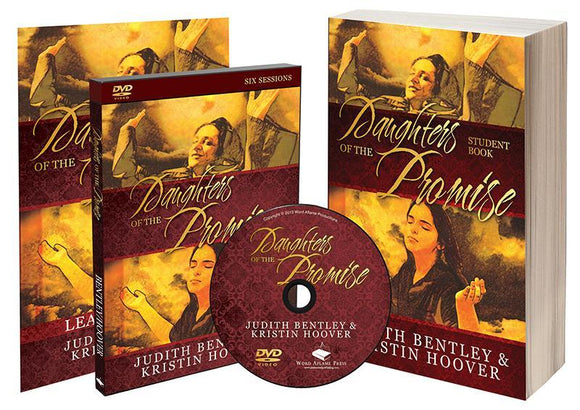 Daughters of the Promise Small Group Kit (Digital Download)