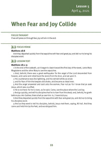 When Fear and Joy Collide Lesson 5 Adult Spring 2021 (Download)